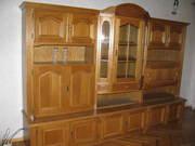 Великолепная мебель из массива дуба